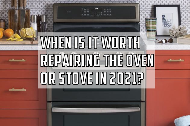oven or stove 21